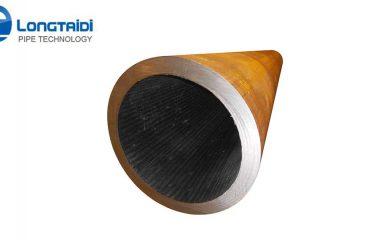 clad pipe welding