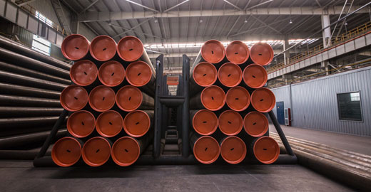 API 5CT ERW steel pipe