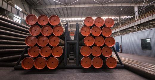 API 5CT ERW steel pipe