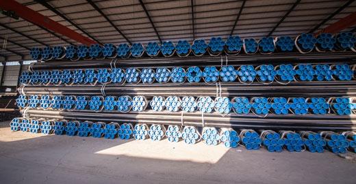Welded Steel Pipe - ERW Steel Pipe