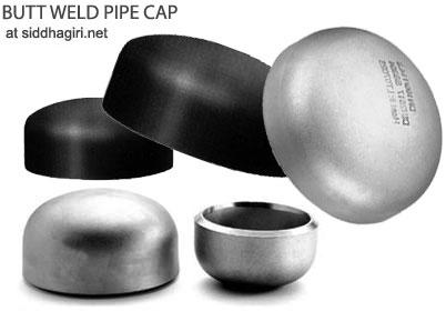 Butt Weld Caps