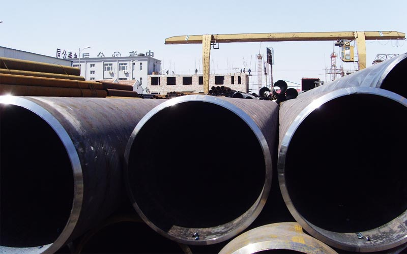 A106 seamless carbon steel pipe