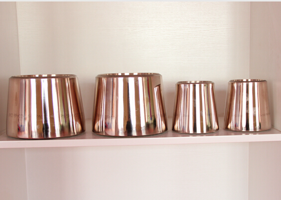 Copper alloy tube and pipe fittings
