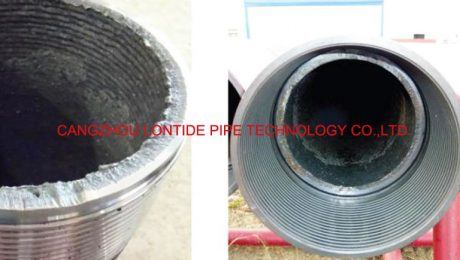 longtaidi pipe cladding,lined pipe,CRA pipes