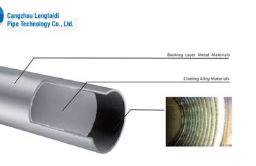 API SPEC 5LD CRA Clad or Lined Steel Pipe