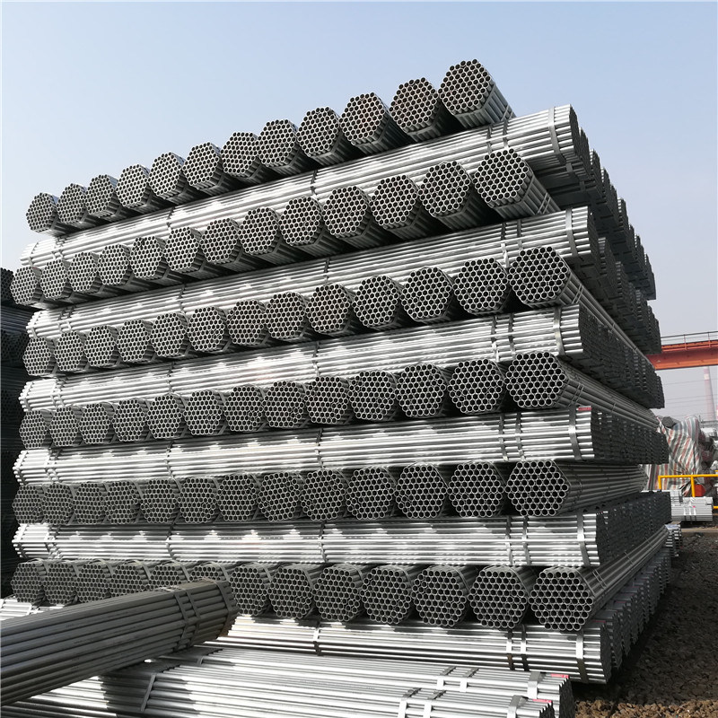 Difference Between Black Steel Pipe and Galvanized Steel Pipe